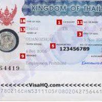 Vietnam visa in Thailand