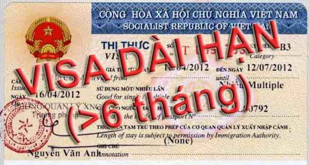 gia han visa 6 thang tro len cho nguoi co giay phep lao dong